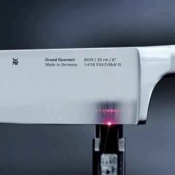 WMF Wetzstahl Spitzenklasse Plus Kunststoffgriff Länge 36 cm Klingenlänge 23 cm -