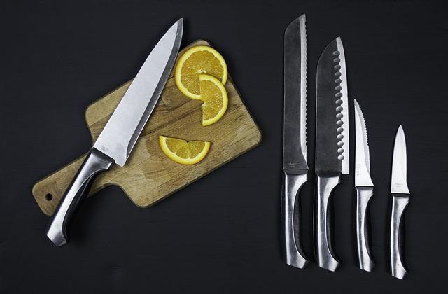 ver. lange Messer